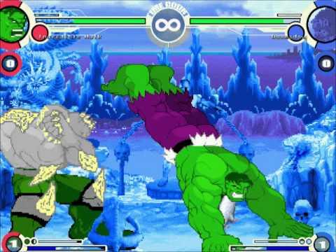 Hulk vs Doomsday - YouTube Doomsday Vs Hulk Who Wins