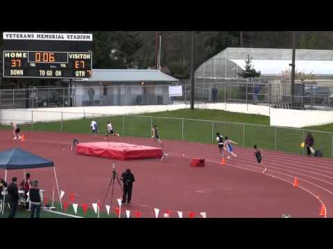 Larry Eason Invitational 2013, Boys 4 X 100M Relay