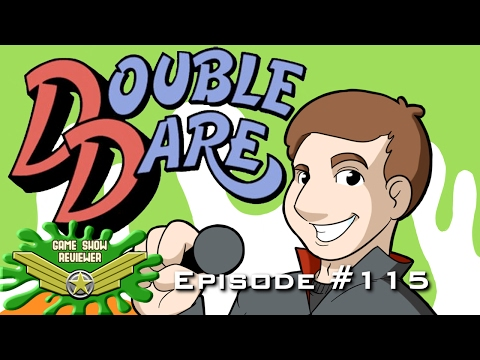 The Game Show Reviewer - E115 - Double Dare (RE-UPLOAD)
