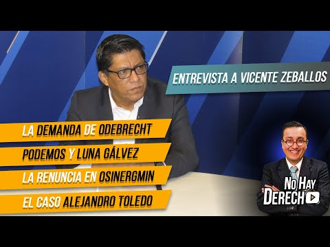Vicente Zeballos Y Juan Carlos Ruiz Conversan Con Glatzer Tuesta - [06-02-2020]