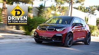2018 BMW i3s Giga World with Range Extender