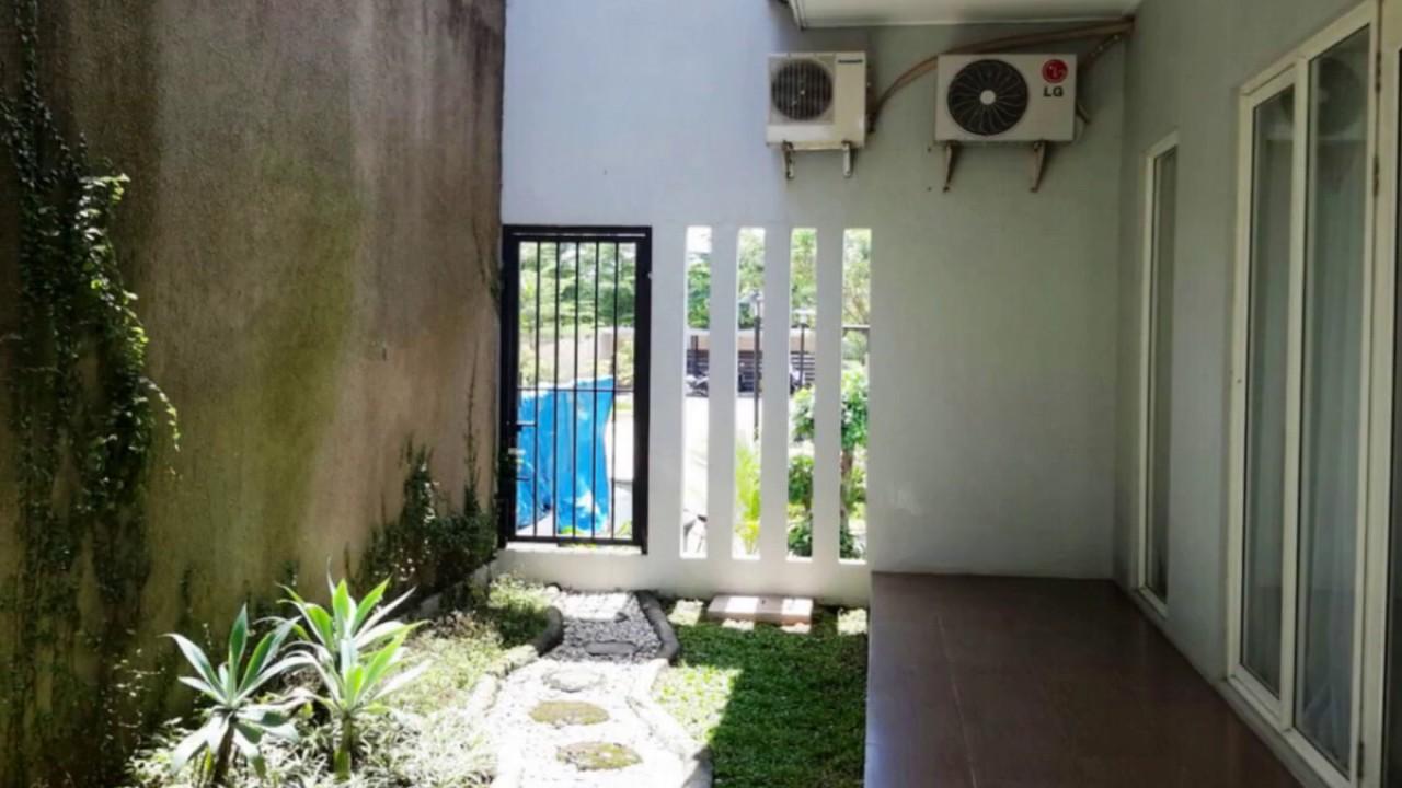 Dijual Rumah Bagus Depan Taman Di Kebayoran Residence YouTube