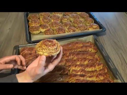 Haşhaşlı Cevizli Çörek Tarifi | Hatice Mazı Ile Yemek Tarifleri