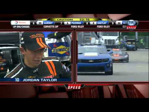 2013 Chevrolet GRAND-AM 200 Race Broadcast