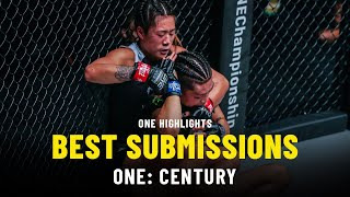Best Submissions | ONE: CENTURY