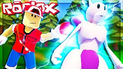 FINDING MEWTWO IN ROBLOX POKEMON GO!