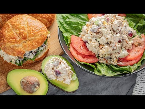 How to Make Traditional Chicken Salad