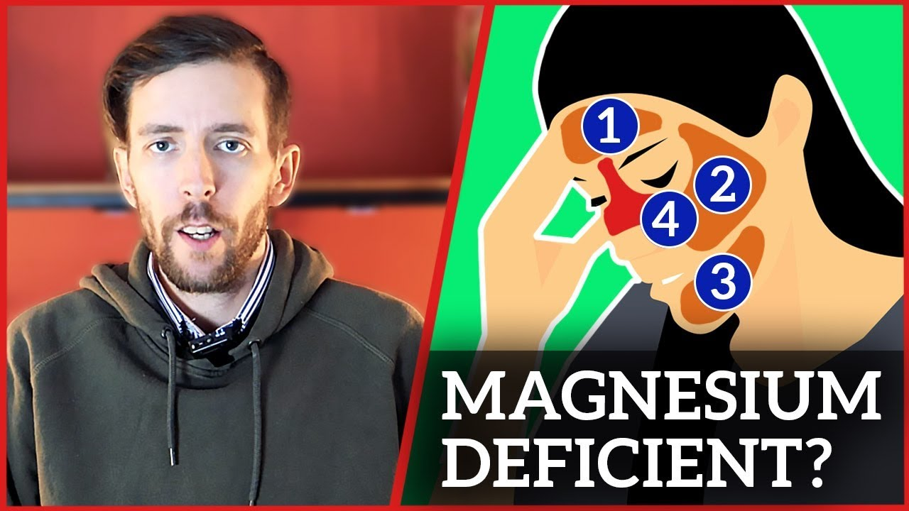 14 Signs & Symptoms That You Have A Magnesium Deficiency (2019 UPDATE)