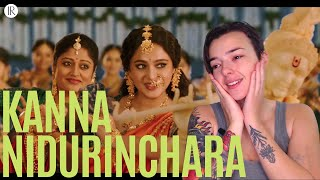 Kanna Nidurinchara REACTION!!! Baahubali 2   Prabas, Anushka