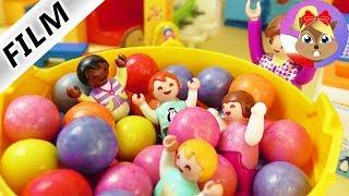 Playmobil Film polski | OGROMNY BASEN Z KULKAMI W PRZEDSZKOLU - prawdziwy raj Emmy