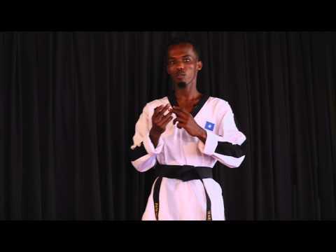 Mogadishu's martial arts master keeps youth away from extremism   Ahmed Haji Mohamed   TEDxMogadishu