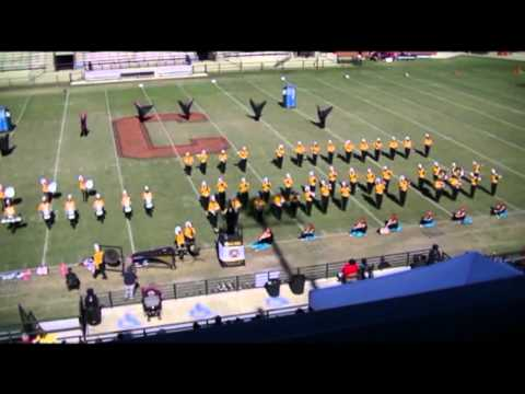 BB Comer Memorial High School Sound of Gold