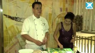 Global Tadka – Deepti Bhatnagar Prepares Spring Rolls With Mango