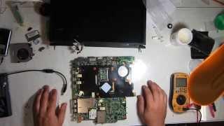 Laptop ta'mirlash universal zaryadlovchi bilan X59SL F5SL Mot Asus