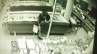 В Абакане ищут магазинных воров