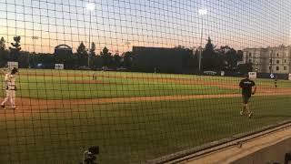 Jesse Barron USD Baseball