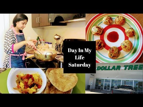 Indian Mom Day ( Saturday) in my Life ll Hindi Vlog ll English Subtitles Added ll Reallife Realhome
