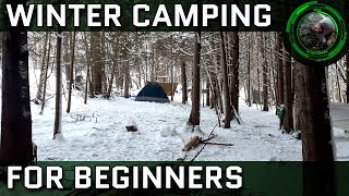 The Beginner's Guide T๐ Winter & Cold Weather Camping
