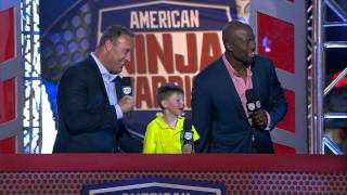 MAKE A WISH AT AMERICAN NINJA WARRIOR