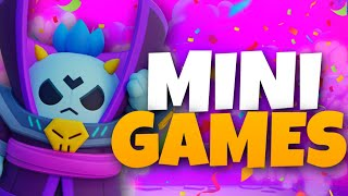 Coole Brawl Stars Minigames!Al…