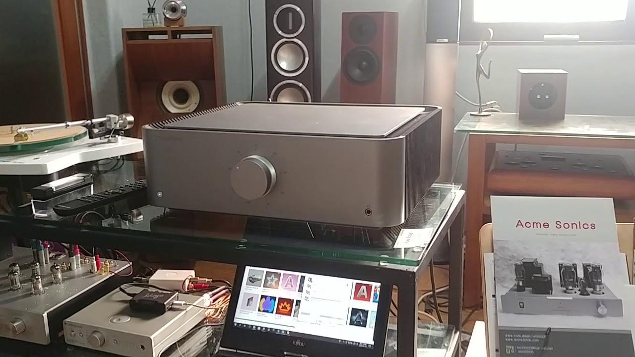 Cambridge audio edge a