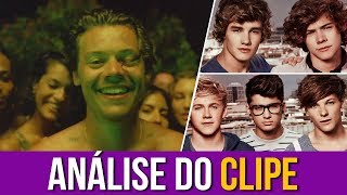 One Direction Analisam: Harry Styles - Lights Up