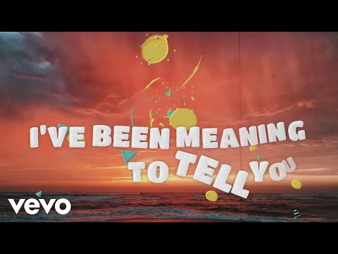 Starley - Been Meaning To Tell You (Lyric Video)