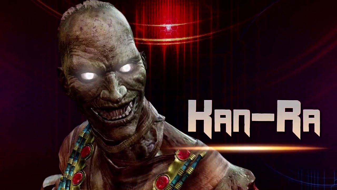Download Killler Instinct: Season 2 - Kan-Ra Gameplay Trailer [EN]