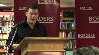 Borders DC book reading