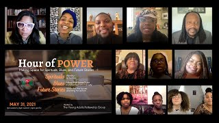 Fifth Sunday Hour of Power (5.31.2021)