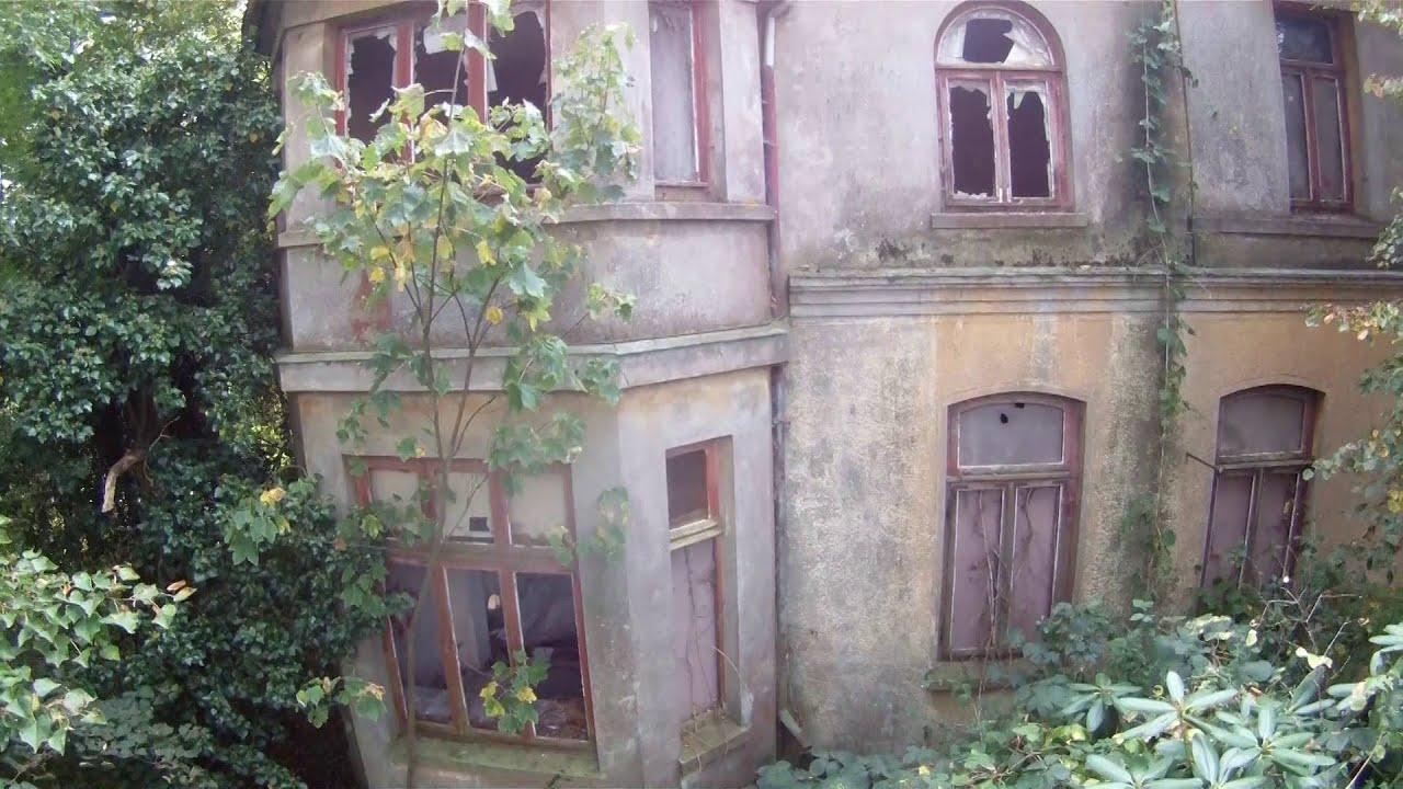 alte villa in verden aller dji phantom 2 lost places 2 youtube. Black Bedroom Furniture Sets. Home Design Ideas