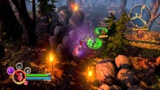 DUNGEON SIEGE 3 PS3 LONGPLAY | KATARINA #1