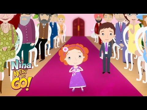 Wedding | Nina Needs to Go! | Disney Junior