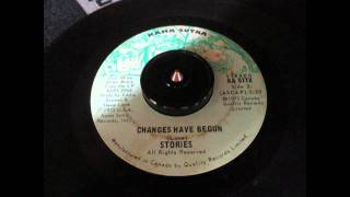Stories - Brother Louie (with lyrics) b/w Changes Have Begun (Vinyl, 1973)