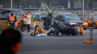 Why Are Chinese Drivers Deliberately Killing People They Hit?