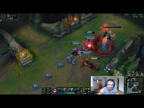 Tyler1 Makes Tarzaned Ragequit 9 Minutes Into The Game
