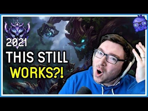 AP Maokai Support still works?! – League of Legends