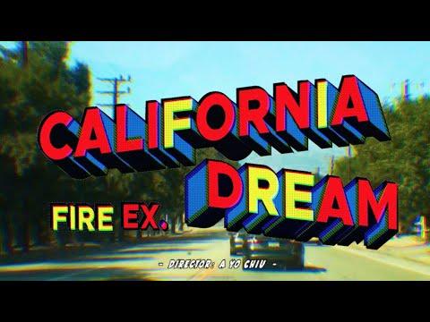 滅火器 Fire Ex.-〈新歌五號 California Dream〉 Official Music Video