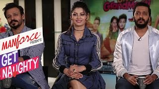Get Naughty with Riteish Deshmukh, Vivek Oberoi and Urvashi Rautela