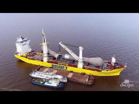 BigLift's Happy River transporting 130,000 FRT for Tobolsk 2 Project