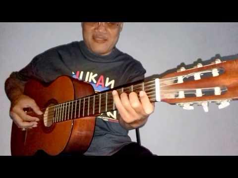 Belajar gitar 4 macam petikan dasar bagi pemula