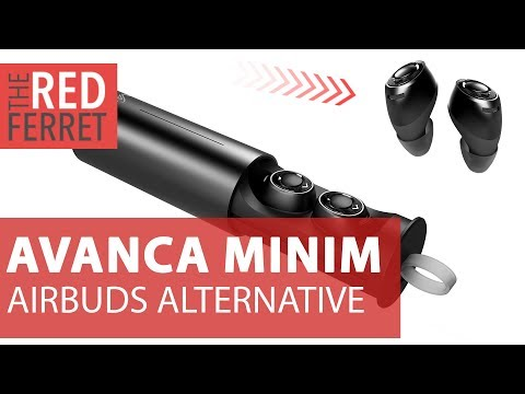 Avanca Minim - Super Cool Earbuds Alternative for Apple AirPods! [REVIEW]