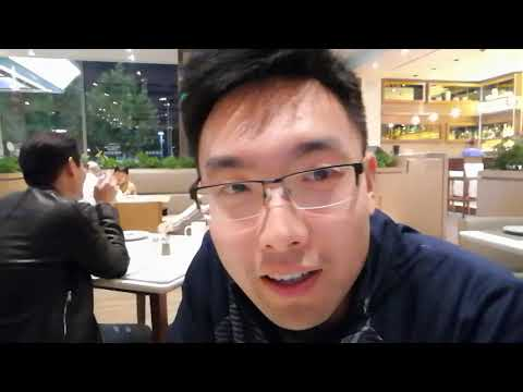 VLOG#4: Western food in Beijing, Element Fresh