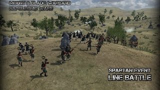 Napoleonic Wars - Line Battle #124 20.10.15