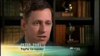 Peter Thiel (INTJ Example) on Business Ventures & Paypal Success