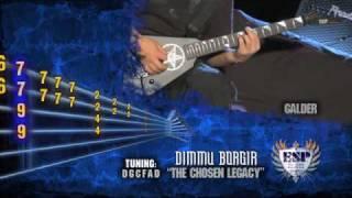 Galder of Dimmu Borgir: