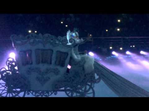 ледовое шоу снежный король 2 Плющенко в карете