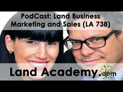 Land Business Marketing and Sales (LA 738)