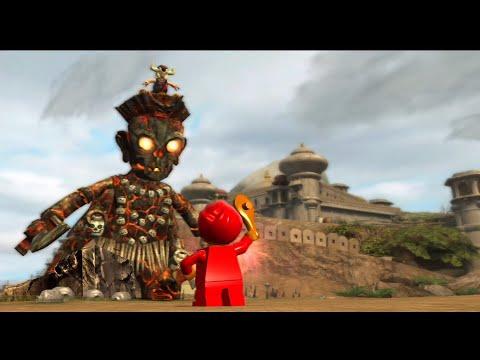 LEGO Indiana Jones 2. #21. Temple Of Doom