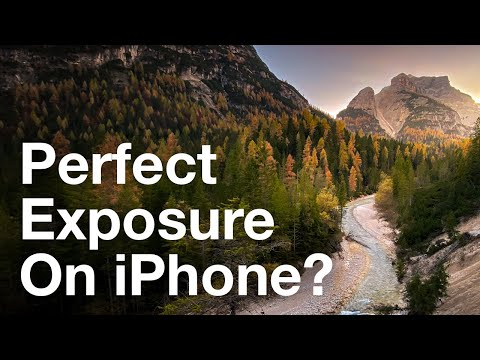 How To Get Perfect Exposure In Your iPhone Landscape Photos [Video Tutorial]